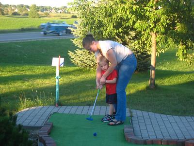 Mini Golf with Alyse