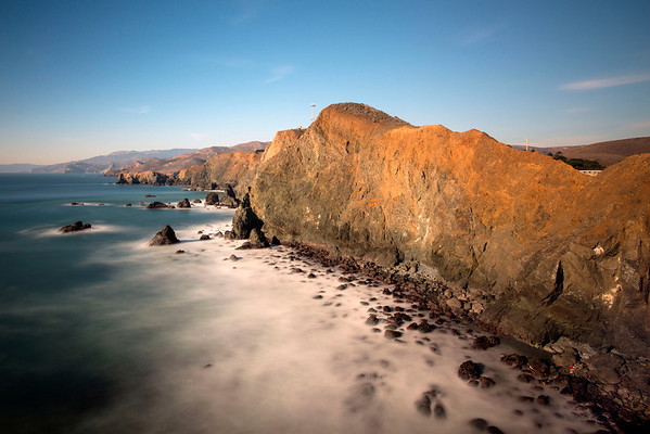 Point Bonita & Lighthouse