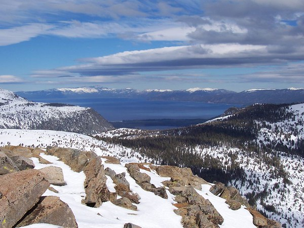 RALSTON PEAK: NOVEMBER 7, 2004