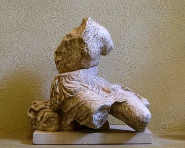 2017 10 01 Epidaurus Archeological Museum of Asclepios