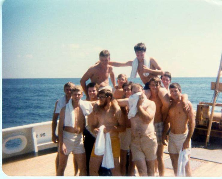 Coast Guard Cutter Cherokee (1975-77)