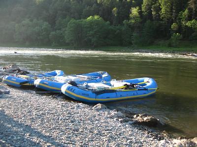 Rogue River Elderhostel Hike, 2006, Part 1