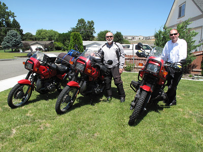 Motorcycle vacation 7-2012