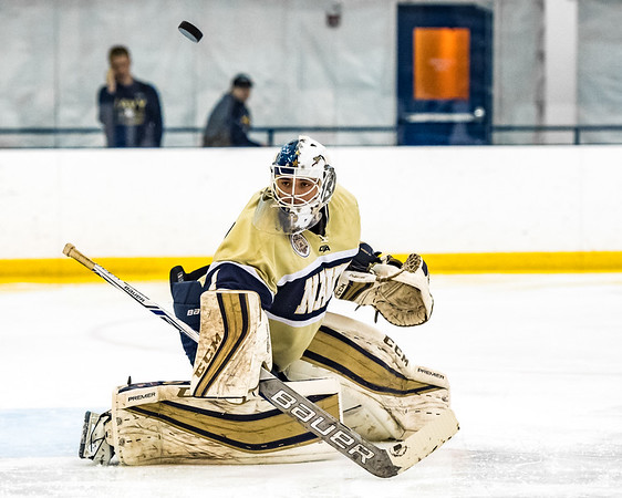 NAVY Men's Ice Hockey vs. Drexel University (11/17/2017)