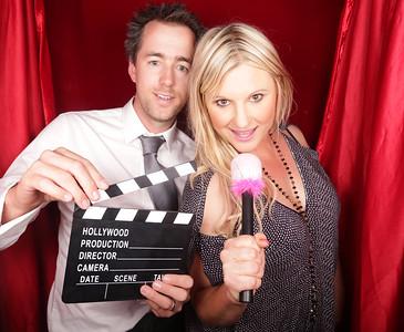 Jessica & Mitchell Photobooth Photos