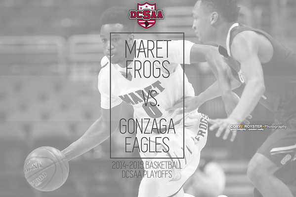 Maret vs Gonzaga