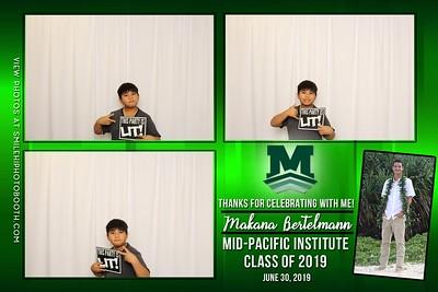 Makana's Grad Party