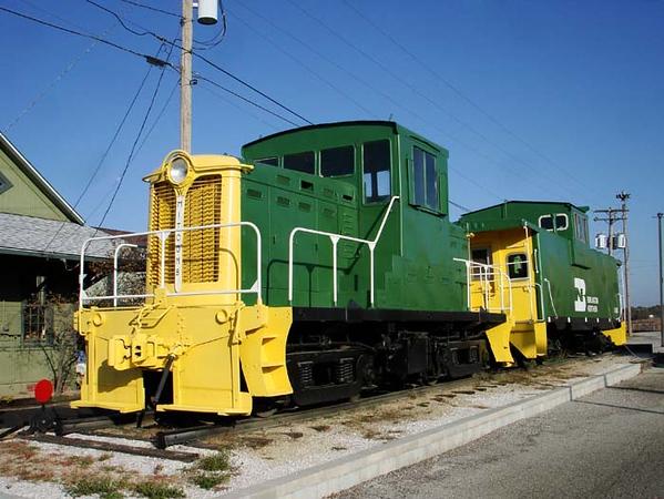 SHORT TRAIN
