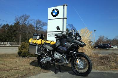 BMW 1200 GSA