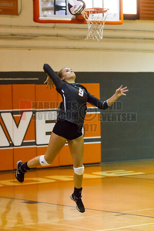 Varsity Volleyball #9 - 2017