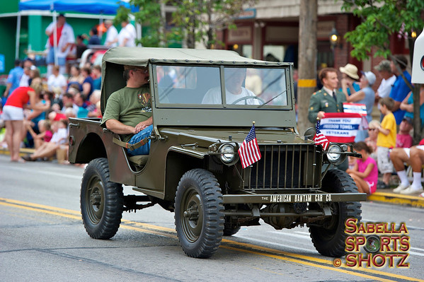 4th of July Parade - Zelienople, PA - 2011
