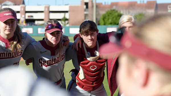 FSU Softball v UNC Feb 7 2020