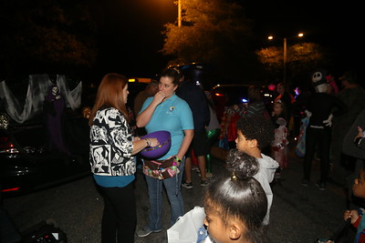 Truck or Treat (1st Annual at Thalia Elementry)