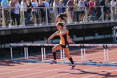 Girls 300m Hurdles