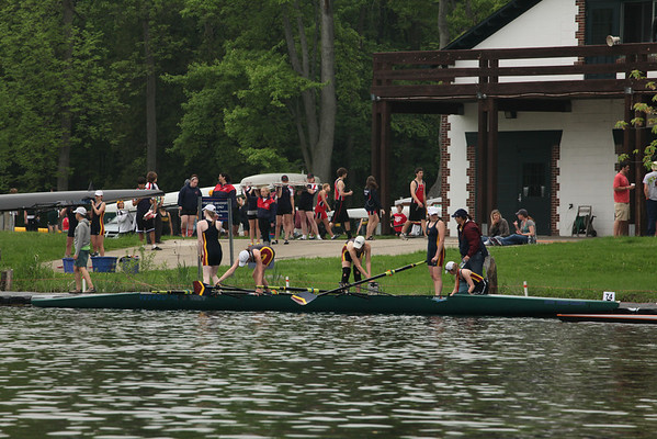 Girls Open 4+