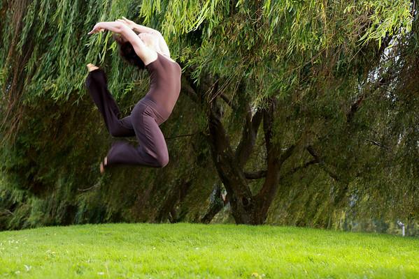 Erica's Dance Photoshoot