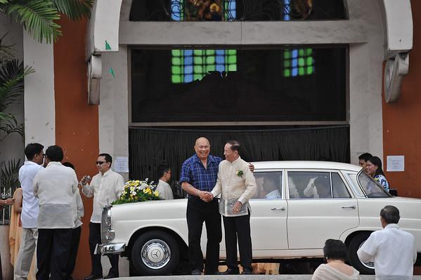 Salazar's Golden Wedding