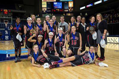 Basketball - High School Girls 2013-14