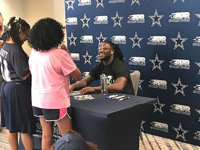 2018 Cowboys at Texans