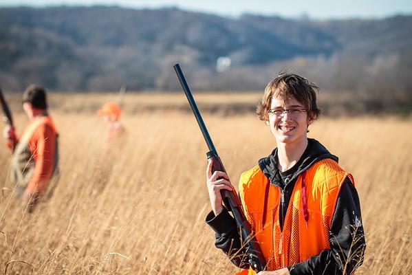 Cedar Valley Hunt 2012