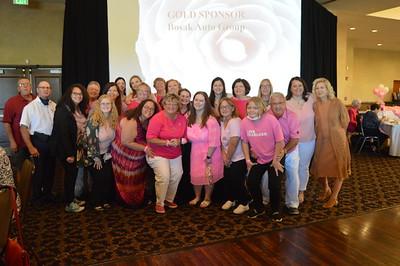 Pink Ribbon Society Breast Cancer Awareness Tea 2021