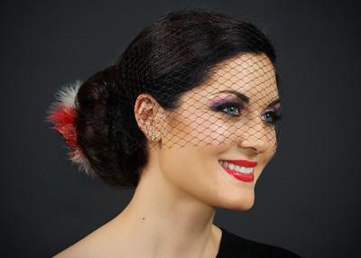 Harlow Hair Salon Models 2012