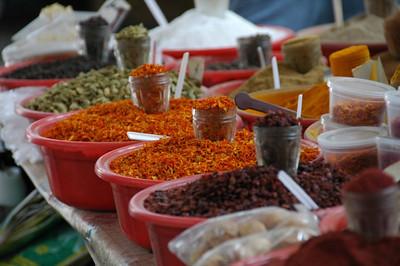 Armenian Food and Markets
