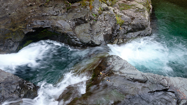 Box Canyon plunge pool