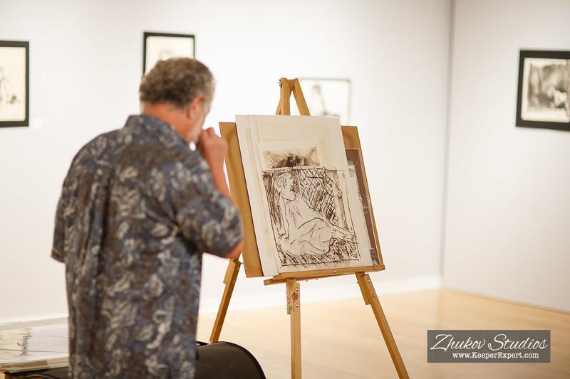Lev Kublanov's Exhibition