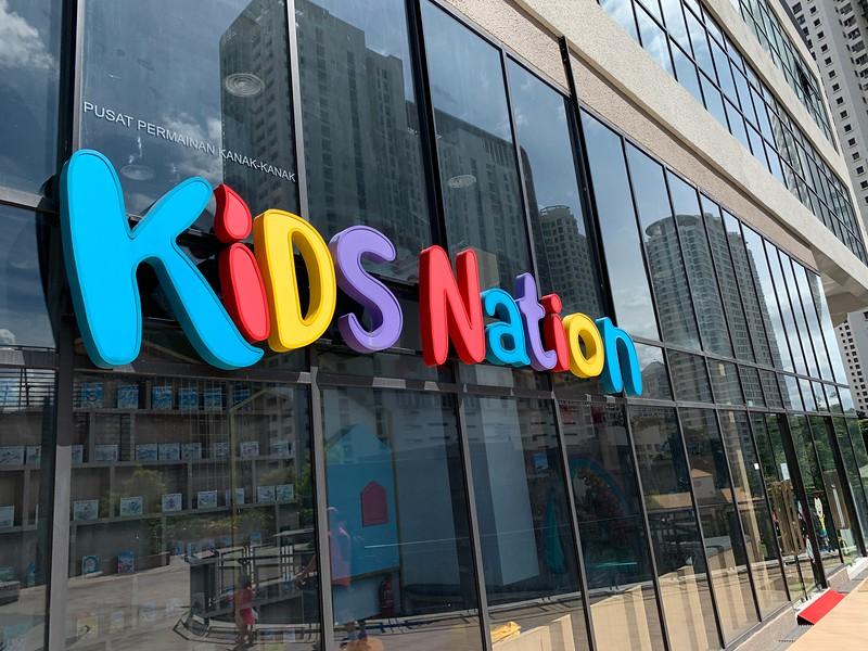 Kids Nation at Mont Kiara