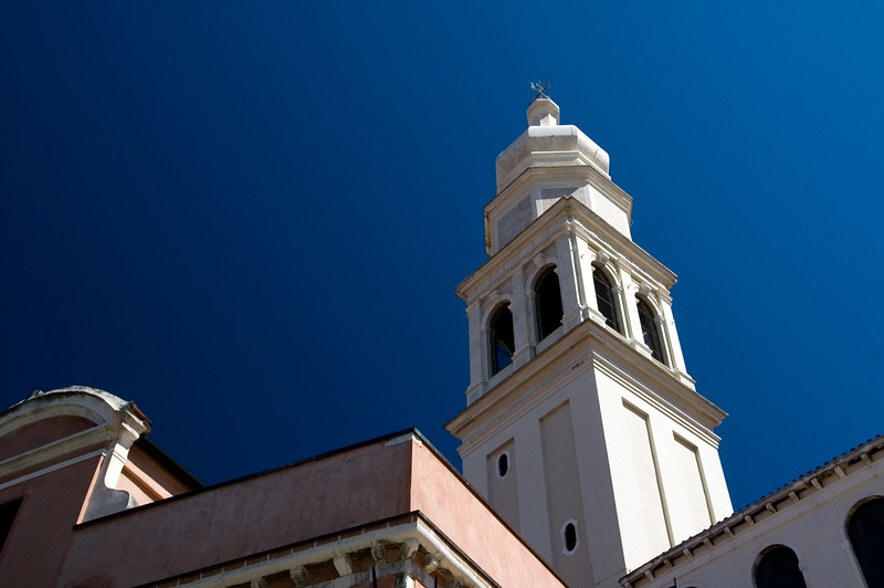 Campanile or bell tower, Venice, Italy