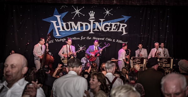 Ray Collins Hot Club, Humdinger 2019