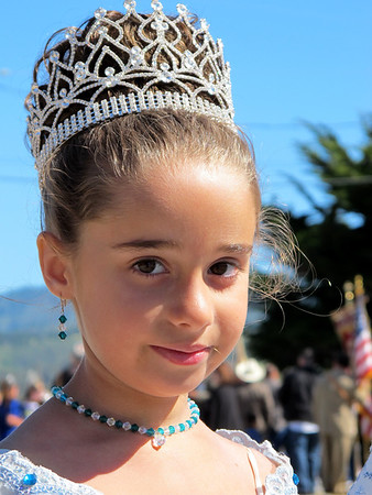 Portugese Holy Ghost Parade, Half Moon Bay, CA