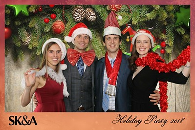 SK&A Group Holiday Party 2018