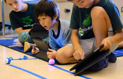 Coding and Sphero Robotics