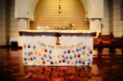 St Thomas 1st Communion 2013