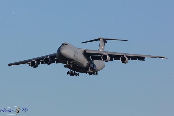 RAF Lakenheath : 12th November 2015