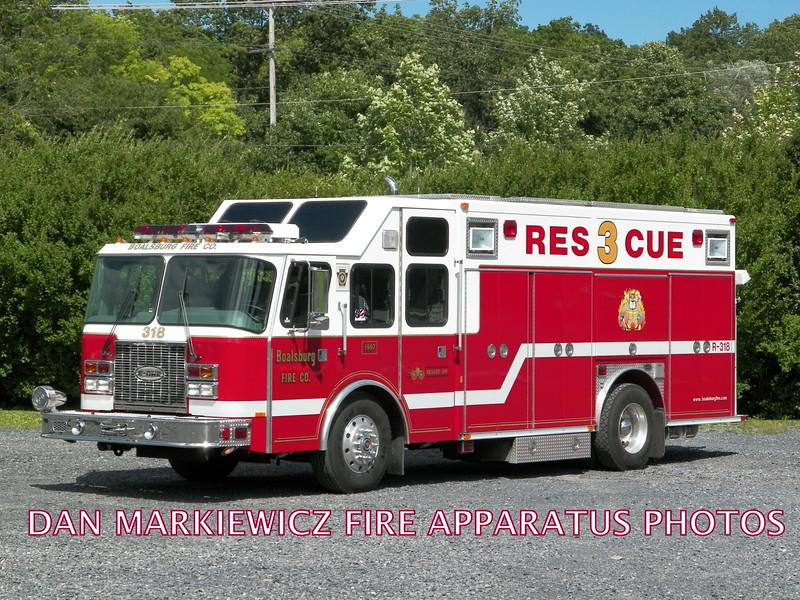 BOALSBURG FIRE CO. HARRIS TWP.