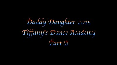 Group B - Daddy Daughter 2015