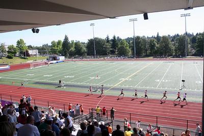 Junior Olympics Regionals - Seattle July 2010