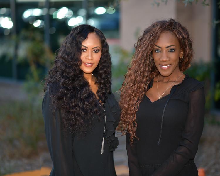 Kiesha and Jeanine 2