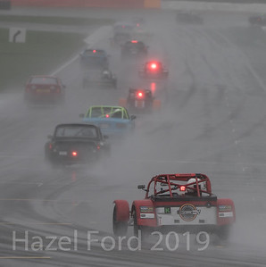 Birkett 6 hour, Silverstone October 2019