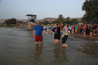 Israel Baptisms