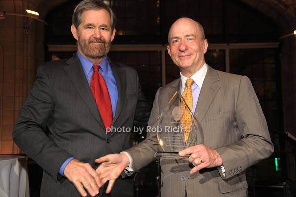 R.Scott Greathead, Dan Kurtz (honoree)   photo  by Rob Rich © 2014 robwayne1@aol.com 516-676-3939