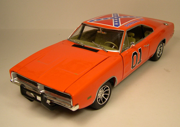 Movie - 1969 - Dodge Charger (Dukes of Hazard)
