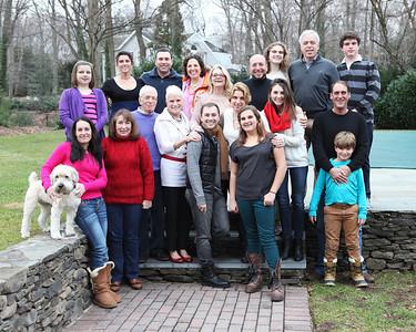 Family Holiday Photo