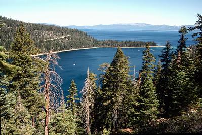Lake Tahoe & Ponderosa