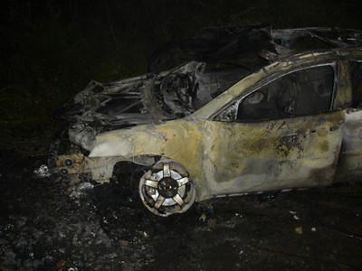 Car Fire 7-19-07
