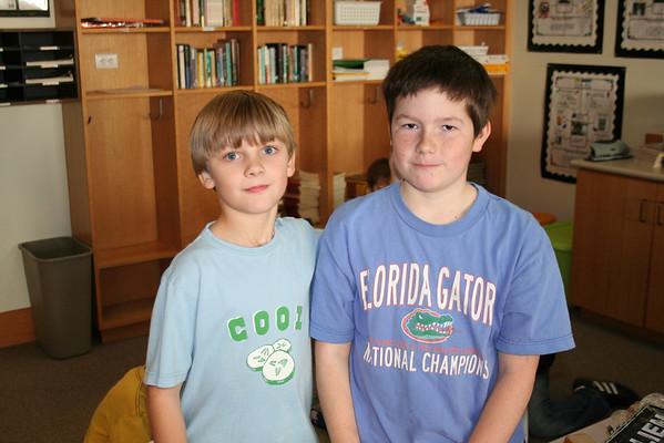 Twin Buddies Day
