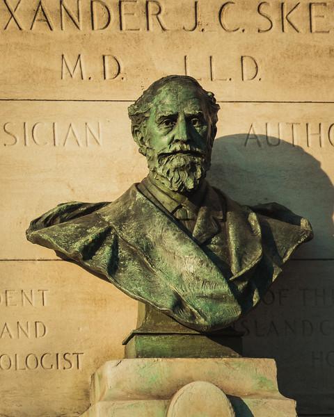 Dr. Alexander J.C. Skene-